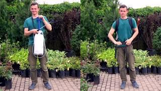 видео Какой садовый опрыскиватель лучше выбрать ??