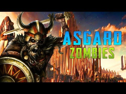 Asgard Zombies (Call of Duty Zombies Mod)