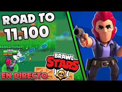 (+11.000 COPAS) ROAD TO 11.100 COPAS EN BRAWL STARS EN DIRECTO