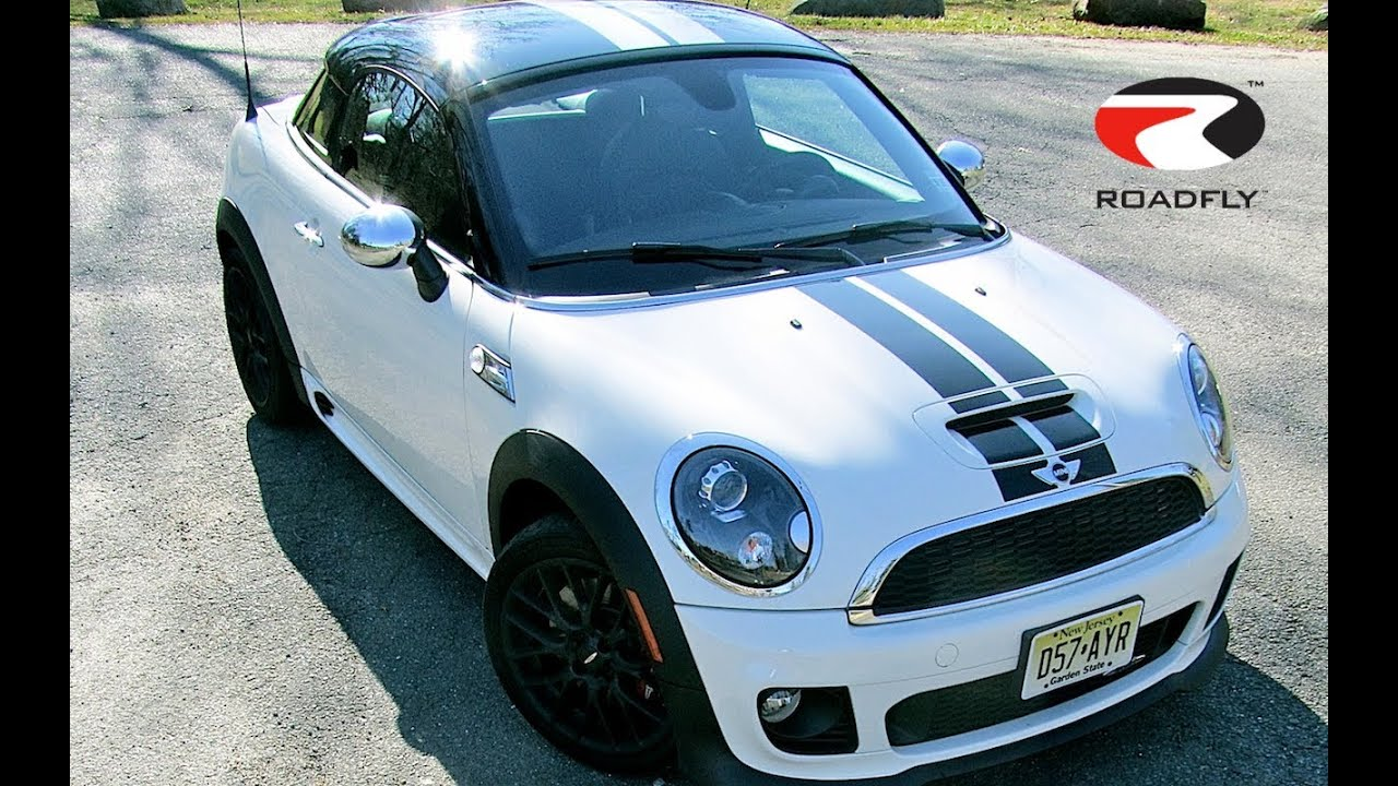 Mini Cooper Coupe Jcw 2012 Test Drive Car Review By Roadflytv With