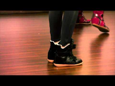 Learn to dance like Sarah G! [HD]