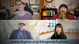 SE2-EP43 Tango Alpha Lima: Movement RX with Dr. Theresa Larson