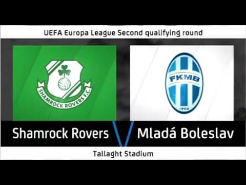 HIGHLIGHTS: Shamrock Rovers 2-3 Mlada Boleslav