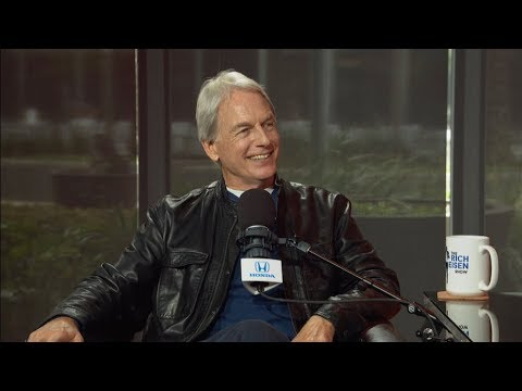 "Actor Mark Harmon of CBS's ""NCIS"" Joins The RE  in Studio  4218"