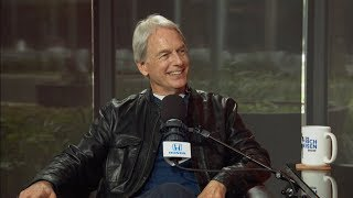 "actor mark harmon of cbss ""ncis"" joins the re show in studio 4218"
