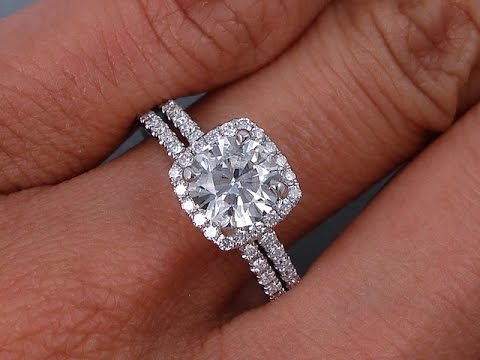 1.30-ctw-engagement-ring-and-wedding-band-set---bigdiamondsusa