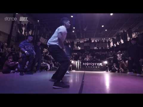 Bboy BADMAN 2017 @ROYALTY