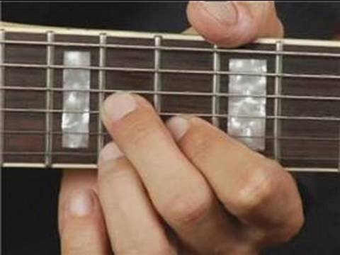 Play Eb Dim Chord on the Top Guitar Strings: 1st Inversion : Guitar ...