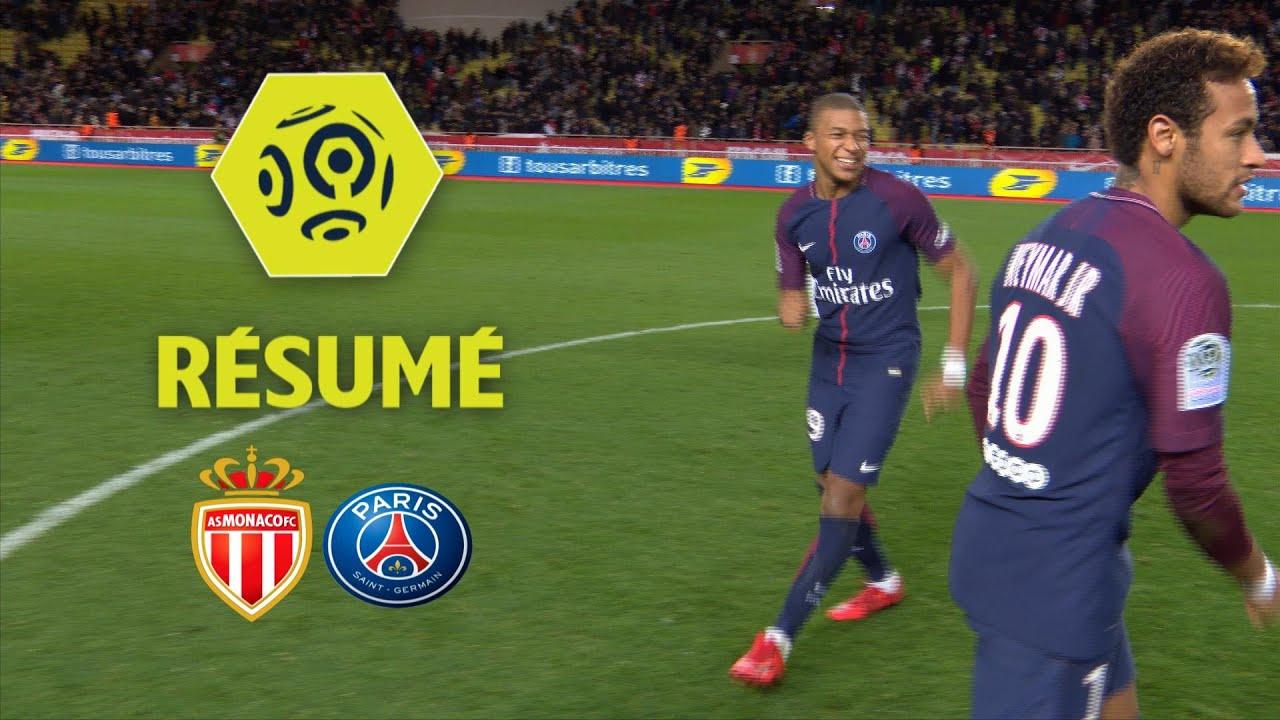 As Monaco Paris Saint Germain   Resume Asm Psg