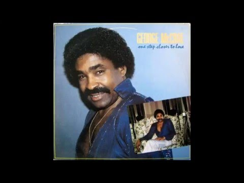 GEORGE MCCRAE-one step closer to love