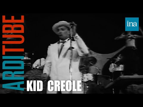 "Kid Creole ""Dancing at the Bains Douche"" - Archive INA"