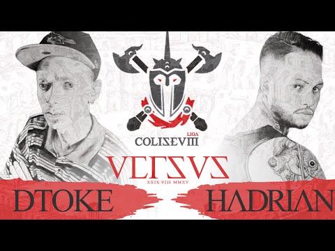 Hadrian Vs Dtoke | COLISEVM (Video Oficial) Host x Mbaka