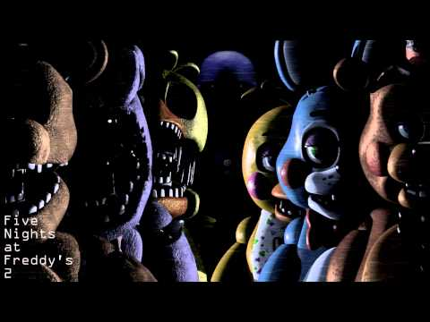 Five Nights at Freddy's 2 has a Sparta Hoppity Remix