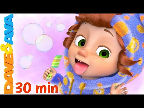 🥁  This Is the Way   Nursery Rhymes & Kids Songs   Dave and Ava 🥁