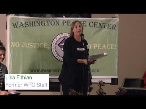 Washington Peace Center 50th Anniversary Celebration!
