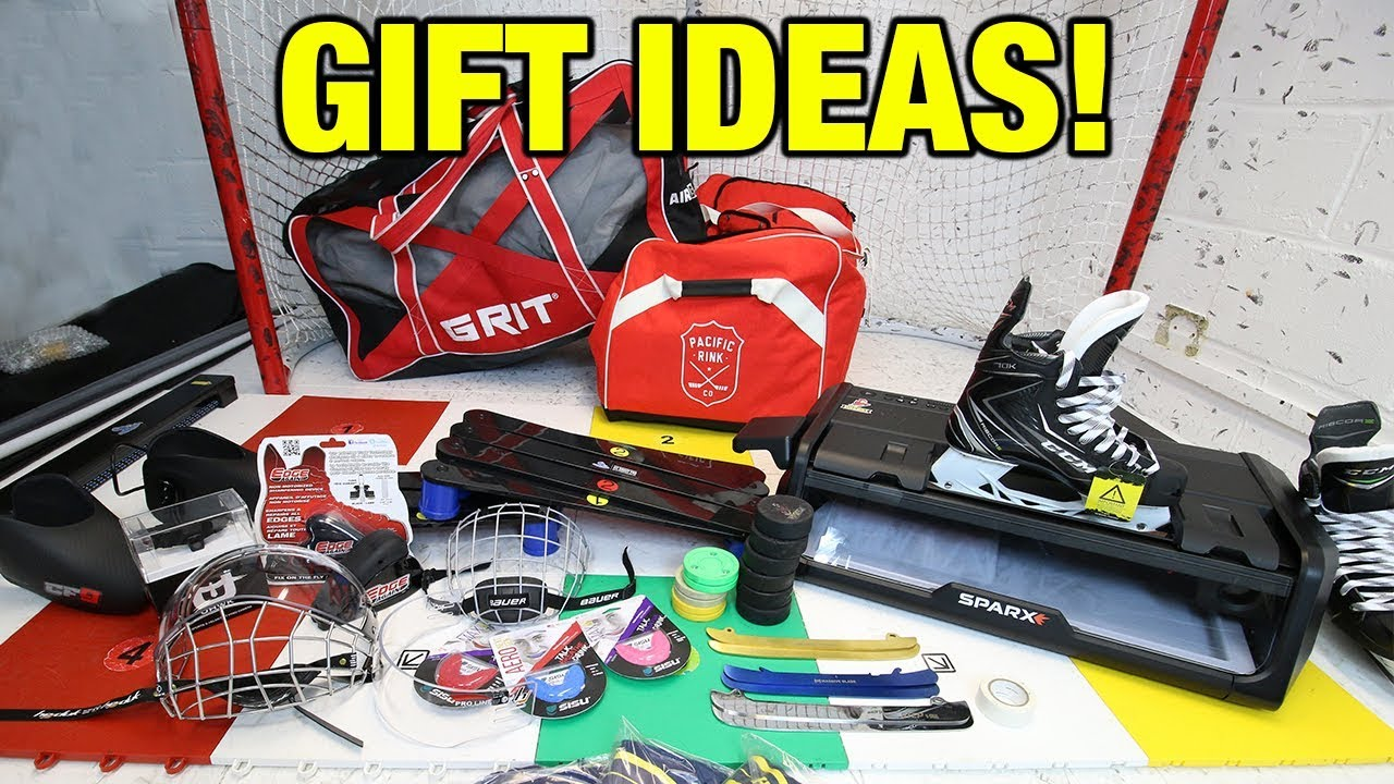 Perfect Gift Ideas For Any Hockey Players Youtube