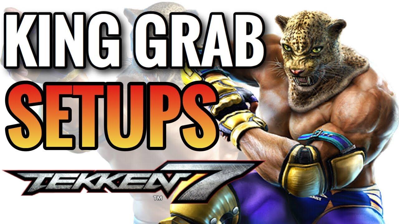 tekken 7 king grab combo list