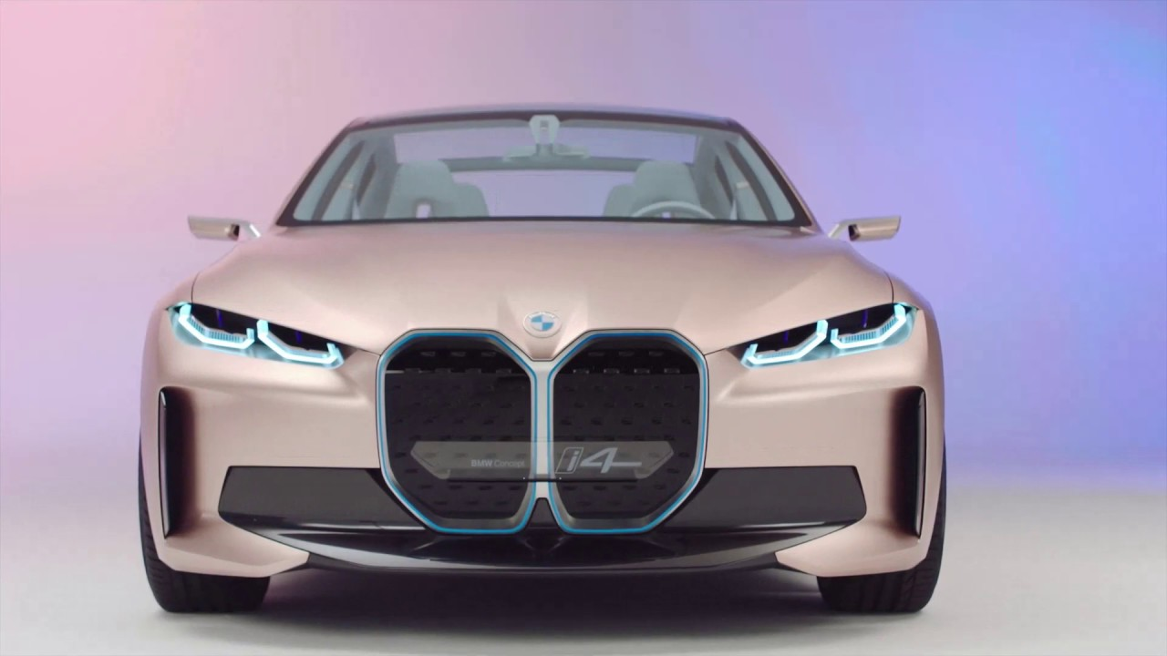 2021 bmw i4 - interior exterior | newsauto - youtube
