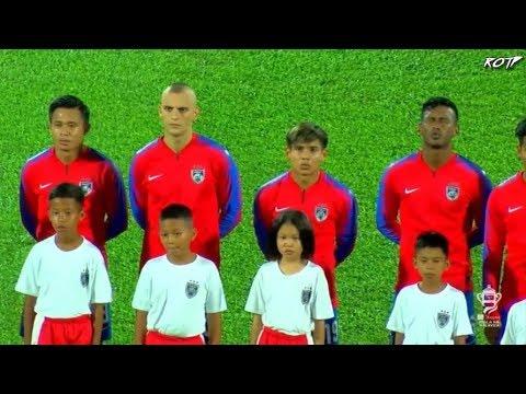 Johor DT 0 - 1 PKNS FC (Highlight HD - Piala FA Pusingan 3 - 17/4/2019)