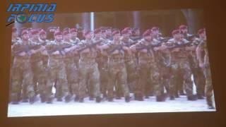 Calendario Storico Carabinieri 2017 Comando Provinciale di Avellino