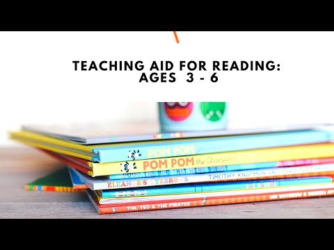 Improving Reading Skills For Ages 3-6 📚 Daily 10 Minute Reading Games
