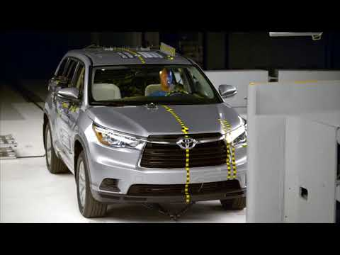 2018 IIHS Top Safety Picks Midsize SUVs