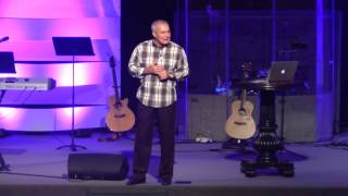 "Deeper Part 1 ""Deeper in Grace"" - Sunday, November 1, 2015"