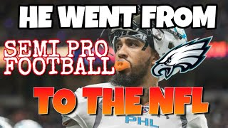 Darius Prince | From Semi Pro Football To The Nfl