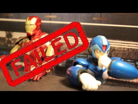 Marvel vs. Capcom: Infinite - Failed Character Auditions