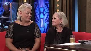 1. Bára Basiková a Naďa Válová - Show Jana Krause 18. 9. 2019