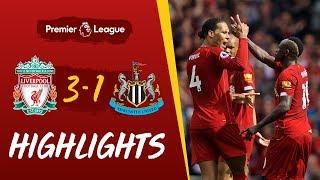 Liverpool vs Newcastle |  El sensacional golpe de Mane ayuda a los Rojos a ganar