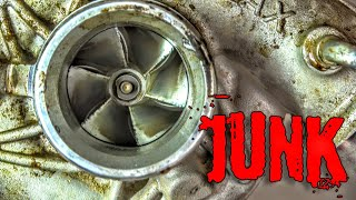 My CanAm X3 Turbo is Junk...