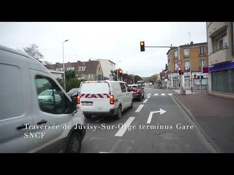 Traverser De Juvisy Sur Orge Terminus Gare Sncf  01 2020