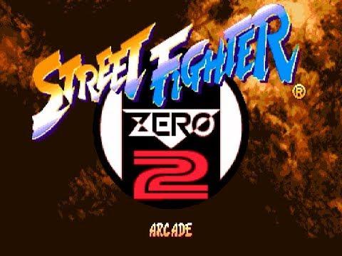 鬼界/俊寛 - STREET FIGHTER ZERO2