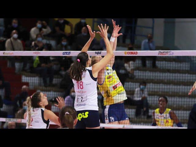 Casalmaggiore - Conegliano | Highlights | 4^ Giornata Campionato | Lega Volley Femminile 2021/22