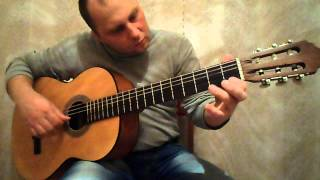 Фламенко на гитаре #4
