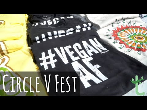 Circle V Fest // A music and food event that celebrates animal rights [2016]
