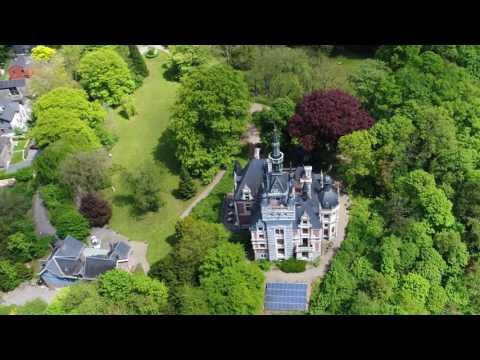 Le château le Fy à Esneux - Belgium