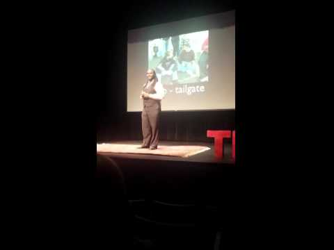Small Steps to Big Change: Ashanti Branch at TEDx Marin Academy