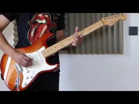 The Rolling Stones - The Last Time - Guitar Cover