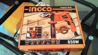 INGCO IMPACT DRILL MACHINE ID8508 (850W)