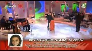 Naomi Santos- Zorongo gitano- gala 36 copla