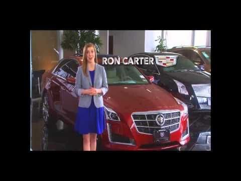 Ron Carter Cadillac  - Test Drives and Loaners to Your Door