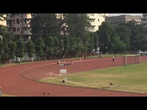 MEN 200m in 42nd Bombay YMCA Open State Level Athletic, 2017