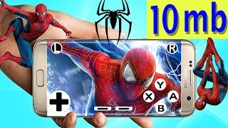 [10mb] Download The Amazing Spider Man 2 Game on Any Android Device!!