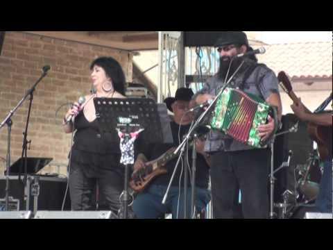 Tina y Grupo Tormenta - Medley (Tejano Music Awards Fan Fair 2012)