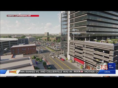 Downtown Memphis Office And Hotel Development