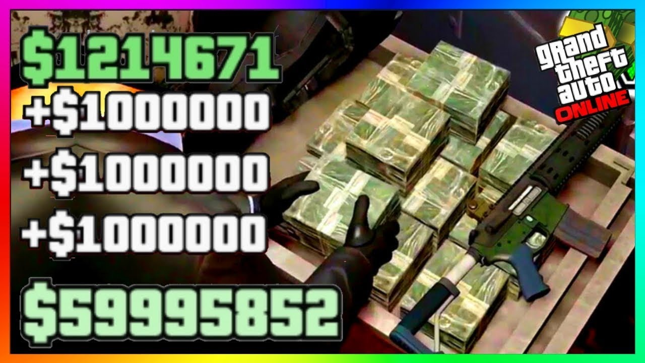 How to make money fast gta online 2020