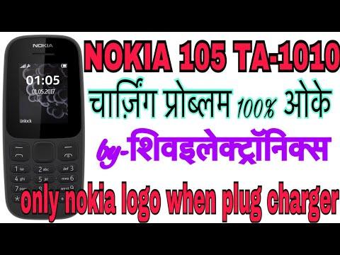 Nokia 105 New TA-1010 Charging Problam Bsi Ways Full Hindi