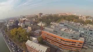 Снимаем видео для телеканала Москва24, Россия1, ТВЦентр! Кремль, квадрокоптер, Высотка Москвы(, 2016-07-08T18:31:45.000Z)
